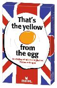 Cover-Bild zu That's the yellow from the egg