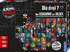 Cover-Bild zu Krimi-Puzzle: Die drei ??? - Das Geheimnis der Bilder von Dittert, Christoph