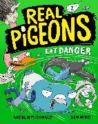 Cover-Bild zu Real Pigeons Eat Danger (Book 2) von McDonald, Andrew