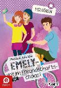 Cover-Bild zu Schröder, Patricia: Lesegören 3: Emely - voll im Freundschaftschaos (eBook)