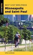 Cover-Bild zu Best Easy Bike Rides Minneapolis and Saint Paul (eBook) von Johnson, Steve