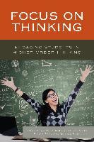 Cover-Bild zu Focus on Thinking (eBook) von Wagner, Paul A.