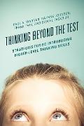 Cover-Bild zu Thinking Beyond the Test (eBook) von Wagner, Paul A.