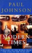 Cover-Bild zu Modern Times (eBook) von Johnson, Paul
