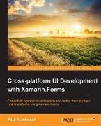 Cover-Bild zu Cross-platform UI Development with Xamarin.Forms (eBook) von Johnson, Paul F.