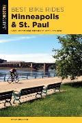 Cover-Bild zu Best Bike Rides Minneapolis and St. Paul (eBook) von Johnson, Steve