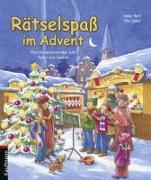 Cover-Bild zu Junker, Elke: Rätselspaß im Advent