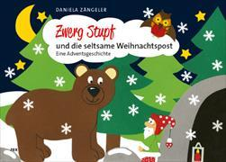 Cover-Bild zu Zwerg Stupf und die seltsame Weihnachtspost von Zängeler, Daniela