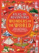Cover-Bild zu Atlas of Adventures: Wonders of the World (eBook) von Handicott, Ben