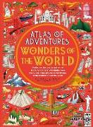 Cover-Bild zu Atlas of Adventures: Wonders of the World von Handicott, Ben