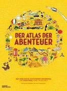 Cover-Bild zu Der Atlas der Abenteuer von Letherland, Lucy