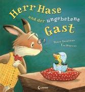 Cover-Bild zu Herr Hase und der ungebetene Gast von Smallman, Steve