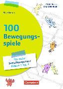 Cover-Bild zu Stark in der Grundschule - Fächerübergreifend. 100 Bewegungsspiele für mehr Sozialkompetenz von Hubrig, Silke