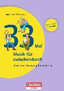 Cover-Bild zu 33 mal Musik für zwischendurch von Adleff, Christina