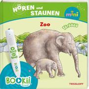 Cover-Bild zu Wenzel, Ida: BOOKii® Hören und Staunen Mini Zoo