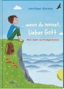 Cover-Bild zu wenn du meinst, lieber Gott von Mayer-Skumanz, Lene