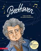 Cover-Bild zu Beethoven (Das musikalische Bilderbuch mit CD) von Mayer-Skumanz, Lene