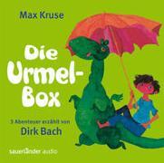 Cover-Bild zu Kruse, Max: Die Urmel-Box