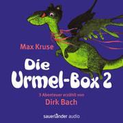 Cover-Bild zu Kruse, Max: Die Urmel-Box 2