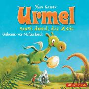 Cover-Bild zu Kruse, Max: Urmel saust durch die Zeit (Audio Download)