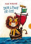 Cover-Bild zu Kruse, Max: Der Löwe ist los
