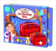 Cover-Bild zu Meredith, Samantha (Illustr.): Glücksfisch: Meine Arztkoffer-Box