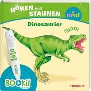 Cover-Bild zu Wenzel, Ida: BOOKii® Hören und Staunen Mini Dinosaurier