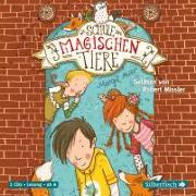 Cover-Bild zu Auer, Margit: Die Schule der magischen Tiere 01