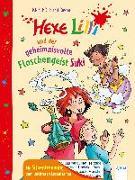 Cover-Bild zu KNISTER: Hexe Lilli und der geheimnisvolle Flaschengeist Suki
