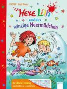 Cover-Bild zu KNISTER: Hexe Lilli und das winzige Meermädchen