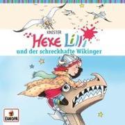 Cover-Bild zu Knister: Hexe Lilli 13 und der schreckhafte Wikinger