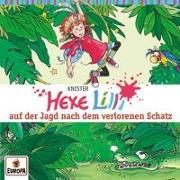 Cover-Bild zu Knister: Hexe Lilli 11 auf der Jagd nach dem verlorenen Schatz