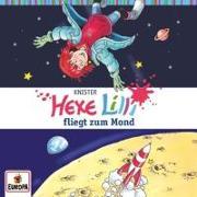 Cover-Bild zu Knister: Hexe Lilli 15 fliegt zum Mond