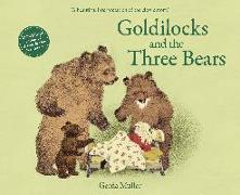 Cover-Bild zu Goldilocks and the Three Bears von Muller, Gerda