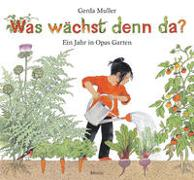 Cover-Bild zu Was wächst denn da? von Muller, Gerda