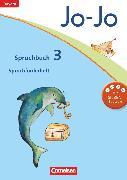 Cover-Bild zu Jo-Jo Sprachbuch, Grundschule Bayern, 3. Jahrgangsstufe, Sprachförderheft von Brinster, Olga