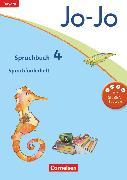 Cover-Bild zu Jo-Jo Sprachbuch, Grundschule Bayern, 4. Jahrgangsstufe, Sprachförderheft von Brinster, Olga