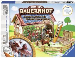Cover-Bild zu Schreuder, Benjamin (Idee von): Tier-Set Bauernhof