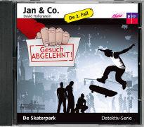 Cover-Bild zu Hollenstein, David: Jan und Co. 02. De Skaterpark