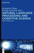 Cover-Bild zu Pivovarova, Lidia (Beitr.): Natural Language Processing and Cognitive Science (eBook)