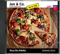 Cover-Bild zu Hollenstein, David: Pizza für d'Mafia