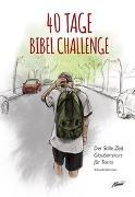 Cover-Bild zu Hollenstein, David: 40 Tage Bibel Challenge
