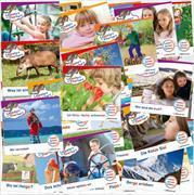 Cover-Bild zu Lesestart mit Eberhart: Komplettbezug Heft 1 bis 50 von Drecktrah, Stefanie