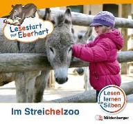 Cover-Bild zu Lesestart mit Eberhart - Im Streichelzoo von Drecktrah, Stefanie