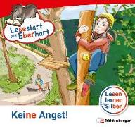 Cover-Bild zu Lesestart mit Eberhart - Keine Angst! von Drecktrah, Stefanie
