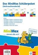Cover-Bild zu MiniMax 4. Schülerpaket (5 Hefte: Zahlen und Rechnen A, Zahlen und Rechnen B, Größen und Sachrechnen, Geometrie, Teste-dich-selbst) - Verbrauchsmaterial Klasse 4