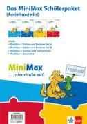 Cover-Bild zu MiniMax 4. Schülerpaket (4 Themenhefte: Zahlen und Rechnen A, Zahlen und Rechnen B, Größen und Sachrechnen, Geometrie) - Ausleihmaterial Klasse 4