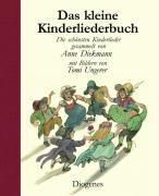 Cover-Bild zu Ungerer, Tomi: Das kleine Kinderliederbuch