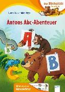 Cover-Bild zu Weber, Susanne: Antons Abc-Abenteuer