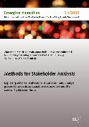Cover-Bild zu Sagebiel, Julian: Methods for Stakeholder Analysis (eBook)